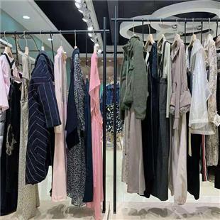 云鳳思儒21秋冬品牌專柜女裝尾貨批發