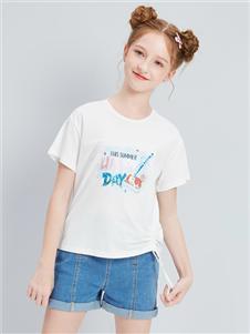 笛莎2021新款T恤