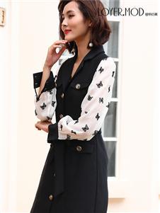 Loyer.Mod容悅の美新款襯衫裙