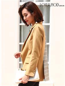 Loyer.Mod容悅の美新款外套