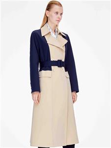 ZHUTI主提女装新款收腰大衣