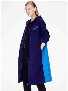 ZHUTI主提女装秋装新款大衣