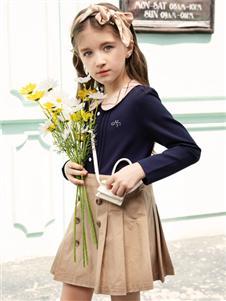 暇步士秋季新款半身裙