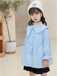 1+2=3童腾讯分分彩580583友好蓝色时尚外套