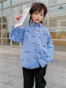 1+2=3童装新款衬衫