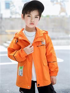 1+2=3童装秋季新款外套
