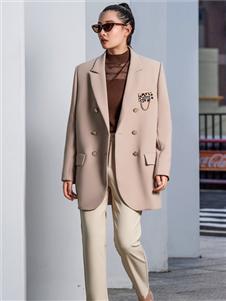 2021例格秋裝西裝外套