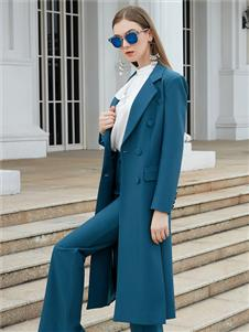 金蝶茜妮新款風衣外套