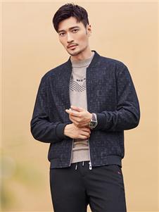 百斯盾新款黑色外套