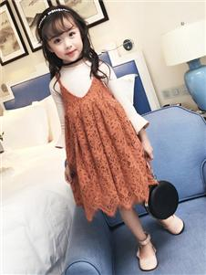賓果童話新款時尚連衣裙