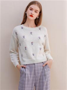 艾麗哲新款針織衫
