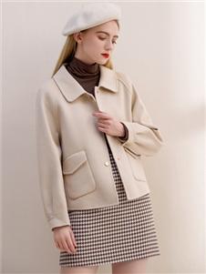 艾麗哲新款呢外套