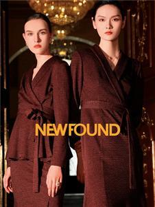 2021紐方秋裝棕色套裝