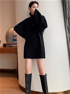 珂希莉新款長衛衣