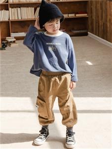 2021迪士汤姆秋装工装裤