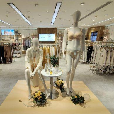 闺秘内衣品牌,全国三千多家门店遍布全国各个省份