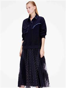 ZHUTI主提新款黑色半身裙