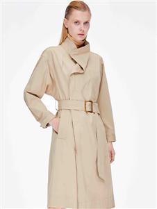 ZHUTI主提新款時尚風衣外套