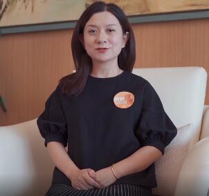 """張蘊藍出席""""2021中國企業未來之星年會"""",帶來數智化破圈秘笈"""