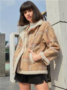 2021曈行秋冬羊羔毛外套