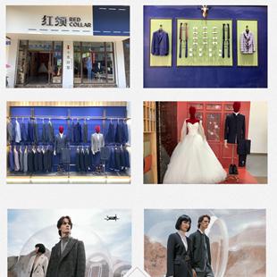紅領REDCOLLAR撫州金溪首家加盟店10月1日隆重開業!