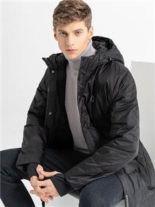 2021喬治邦尼冬裝長款外套