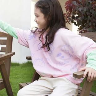 芭樂兔丨潮童風向標,深秋的時尚——衛衣才是王道!