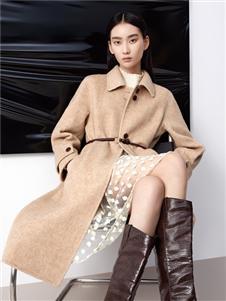 伊纳芙时尚新款大衣