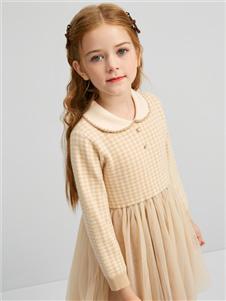 Deesha笛莎冬季新款連衣裙