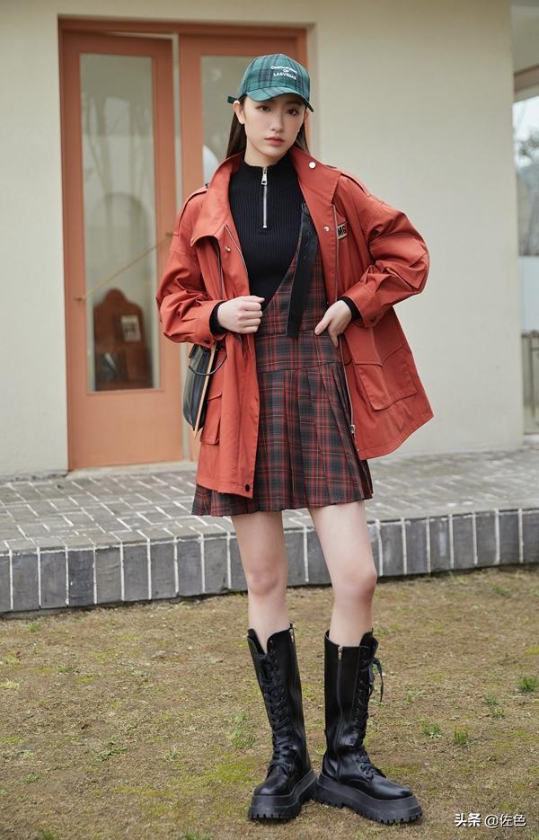 佐色 ZOSOUL:別只穿褲子了!外套+裙子才是今年的時髦穿搭,美爆了