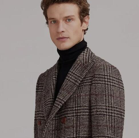红领REDCOLLAR:建议收藏 男士大衣的6种简约搭配