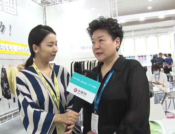 专访东莞市织美创意科技有限公司总经理 喻凯琳