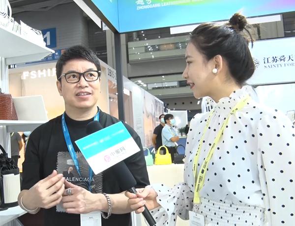 专访伊梵希(广州)品牌管理有限公司总经理 陈伟