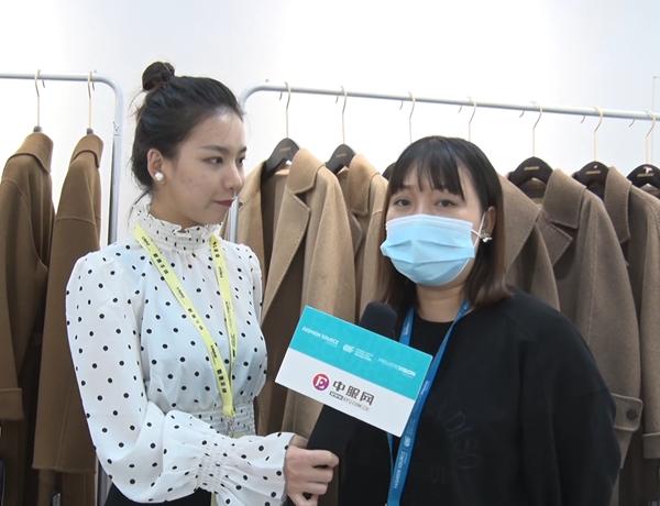 专访成都今时秀服装有限公司设计总监 钟艳