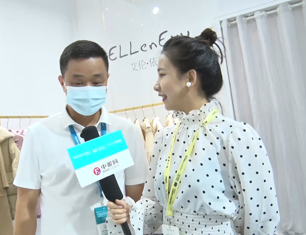 专访海宁艾露时装有限公司董事长 崔文建
