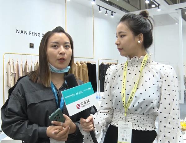 专访南风序品牌产品负责人 娟子