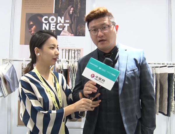 专访江苏国泰汉帛实业发展有限公司 封浩亮