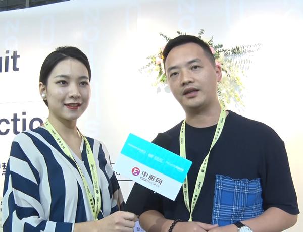 专访上海壹时尚绮典实业有限公司总经理 王国庆