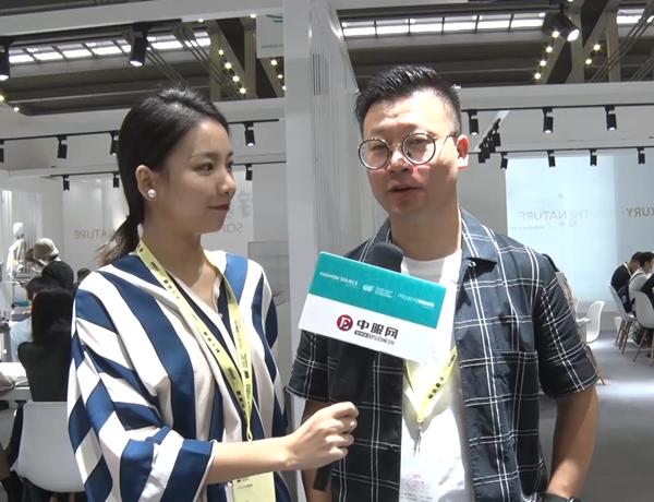 专访浙江新澳纺织股份有限公司常务副总经理 刘培意