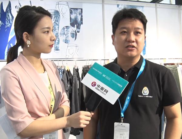专访河北新大东纺织有限公司 袁尚